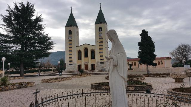 Preghiera di Guarigione e Liberazione da Medjugorje del 07.03.2016