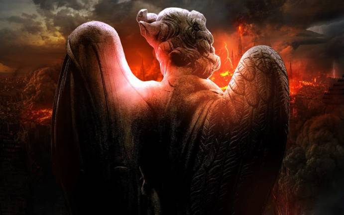 """Se non vi convertite:  """" Dio Potrebbe Permettere due Grandi Castighi""""."""
