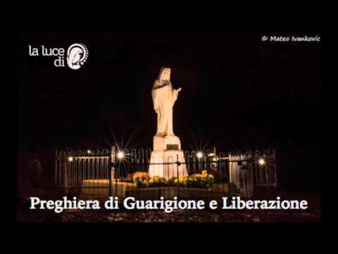 Preghiera di Guarigione e Liberazione del 02.02.2016 da Medjugorje