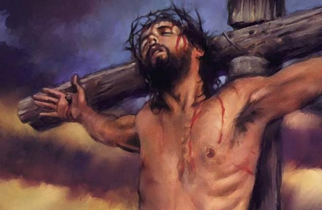 Crocifissione-Gesù