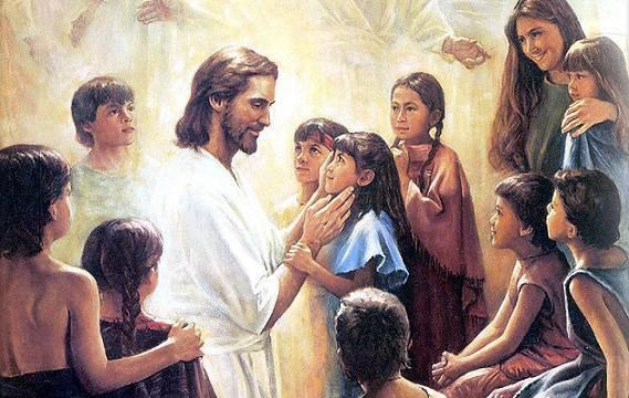 Preghiera di benedizione per i figli..