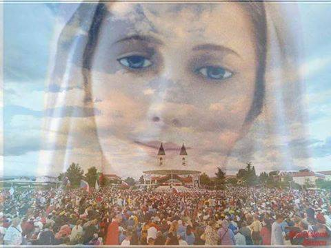 Risultati immagini per regina della pace