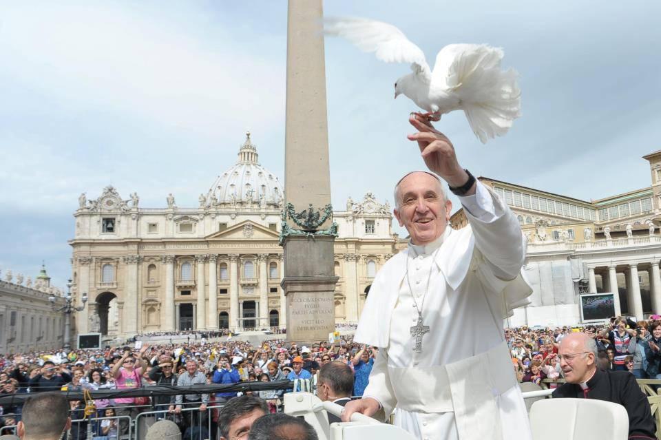 papa digiuno per la pace