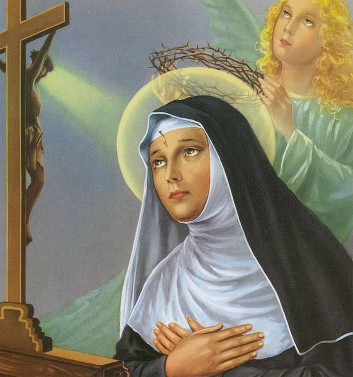 E' tempo di pregare Santa Rita da Cascia