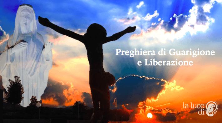 La preghiera di guarigione e liberazione del 16.05.2016 da Medjugorje