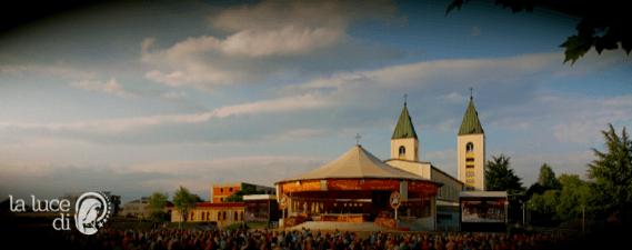 La preghiera di guarigione e liberazione del 30.05.2016 da Medjugorje