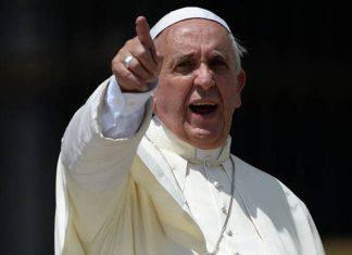 Papa Francesco contro la tratta di persone