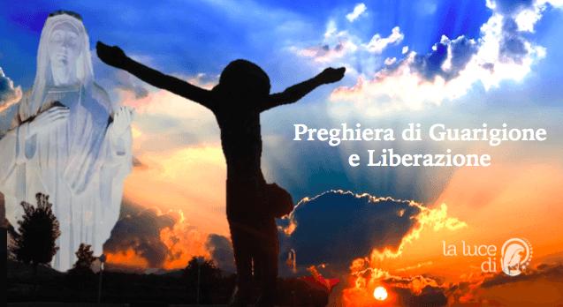 La preghiera di guarigione e liberazione del 12.09.2016 da Medjugorje – VIDEO