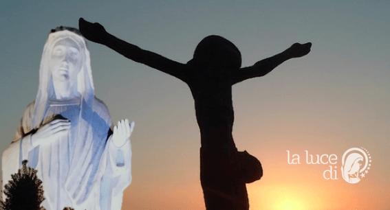La preghiera di guarigione e liberazione del 26.07.2016 da Medjugorje