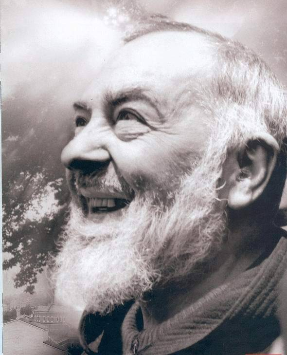 Padre Pio era molto devoto al Santuario della Beata Vergine del Rosario di Pompei