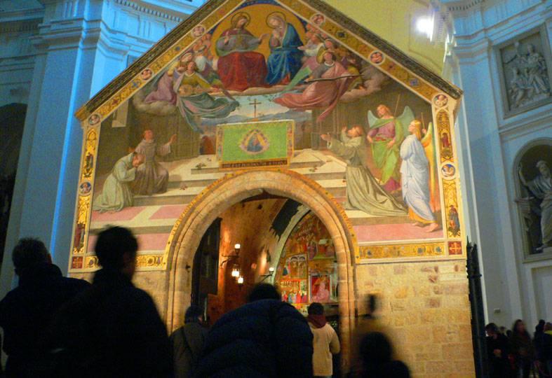 Il 2 Agosto il Perdono di Assisi.Anche Papa Francesco pellegrino.