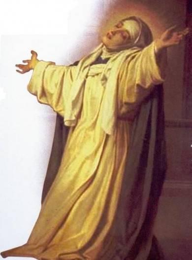 Gesù appare e dice: Quando i vostri sacerdoti non fossero santi, mi dovete pregare per loro e non giudicarli
