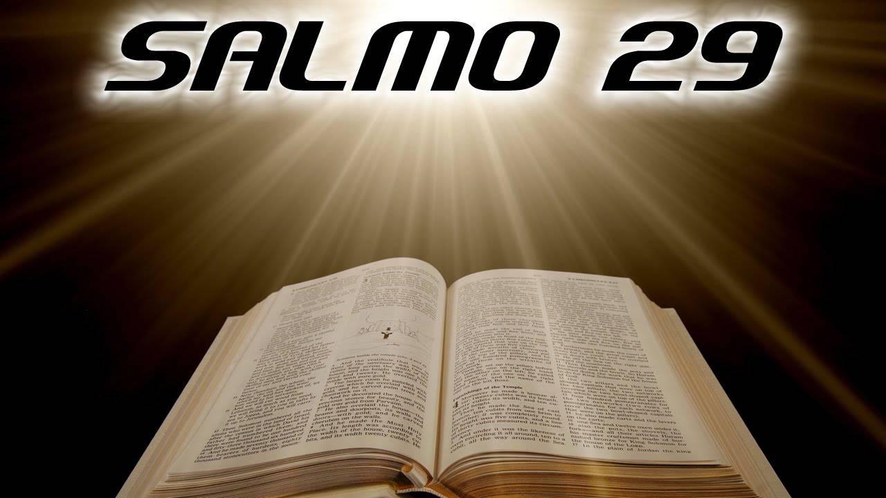 Preghiamo con i Salmi: Salmo 29