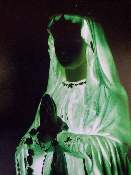 Medjugorje: Quando La statua della Madonna si è illuminata