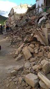 Preghiamo per le Vittime del Terremoto che ha raso al suolo Amatrice e molti altri paesi del centro Italia – VIDEO