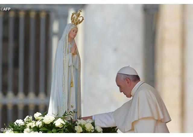 Il terzo mistero di Fatima riguarda Papa Francesco?