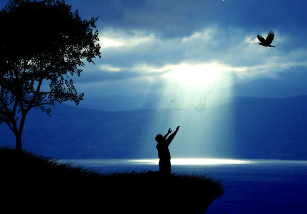 Preghiera di perdono al Signore: Salmo 50