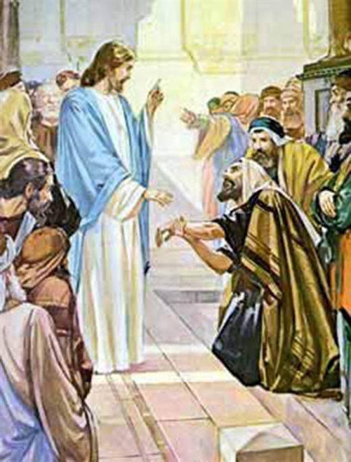 La Parola del Giorno dal Vangelo secondo Luca 6,6-11.