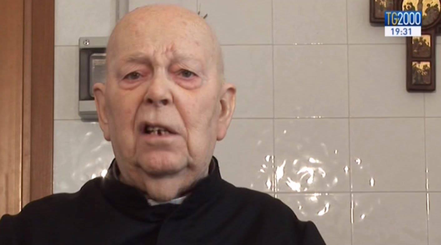 Video Eccezionale : Padre Amorth ecco il mio testamento spirituale.