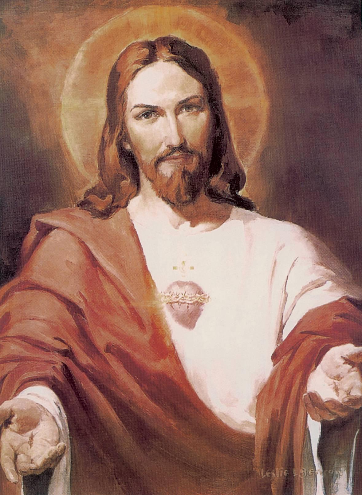 Con questa bellissima preghiera affidiamo la nostra giornata a Gesù