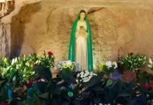 Tre fontane Madonna della Rivelazione