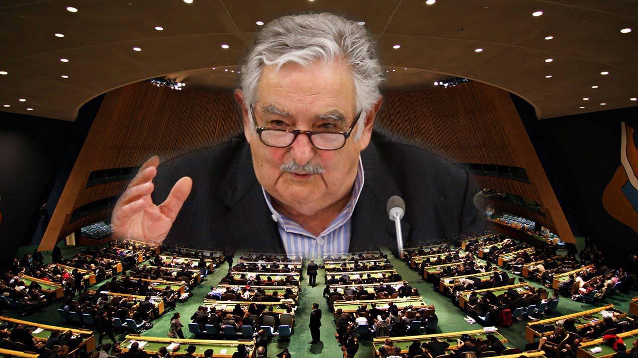 Ti spiego il segreto della vita, l'ex presidente dell'Uruguay