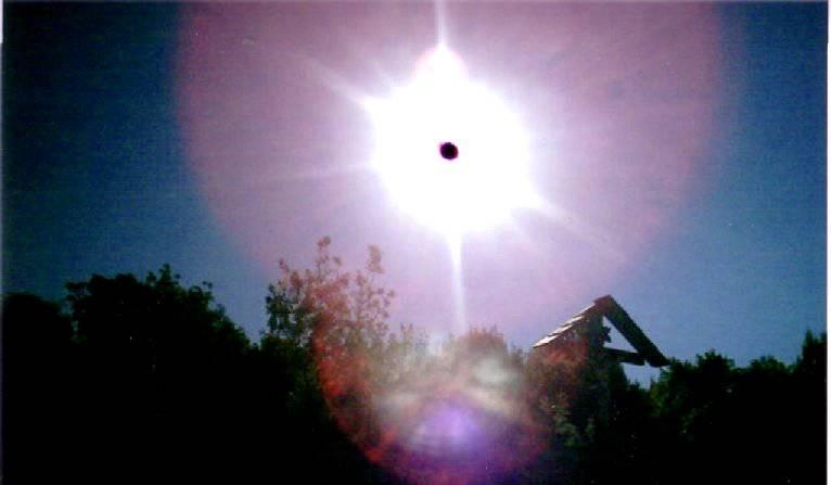 Il Miracolo del sole durante la Messa di Natuzza
