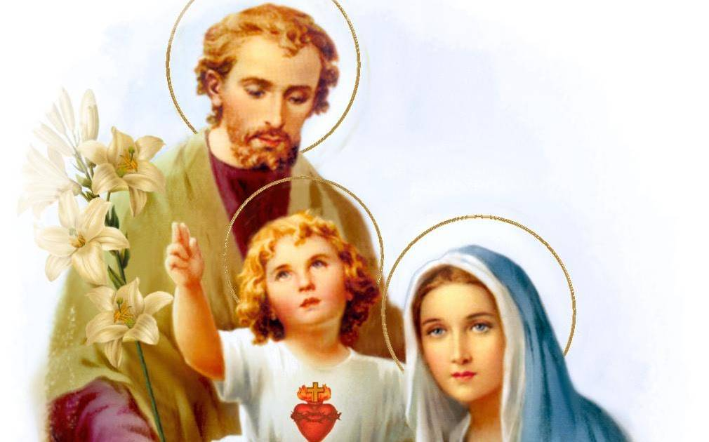 Oggi la Chiesa Ricorda la Santa Famiglia