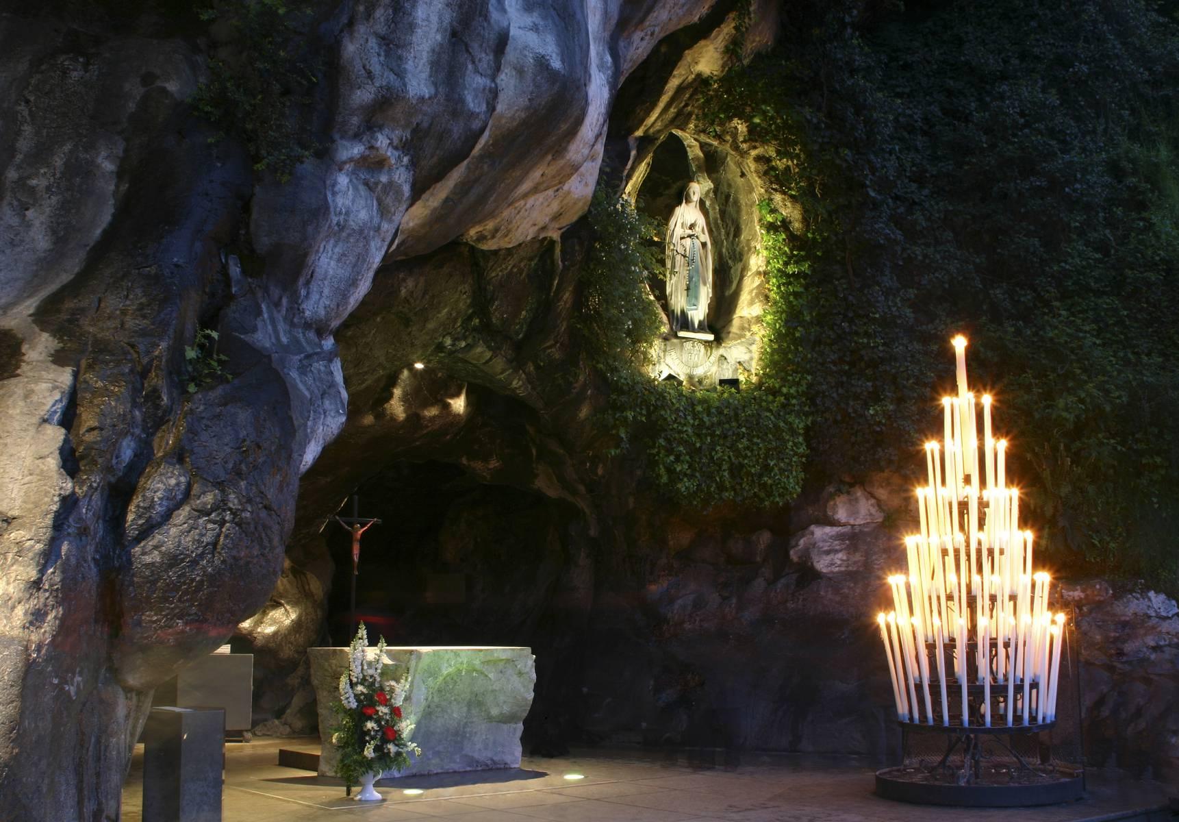 Ecco Il Messaggio di Lourdes al Mondo intero!