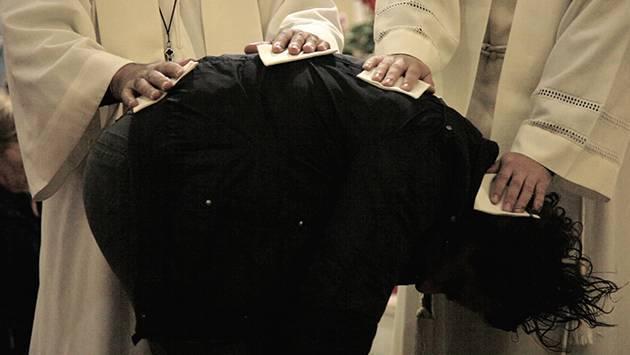 """Padre Matteo la Grua: """"Il Signore può liberare anche senza l'intervento di intermediari umani""""."""