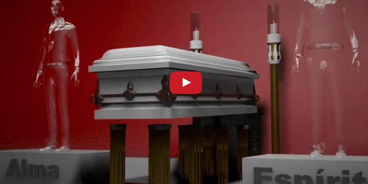 Ecco il Video che Mostra quello che Avverrà dopo la nostra morte – VIDEO