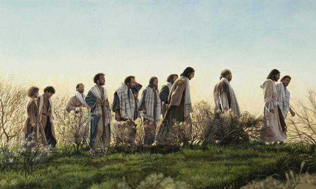 La Parola del giorno dal Vangelo secondo  Marco 3,13-19.