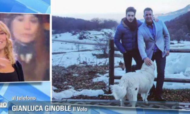 Hotel Rigopiano: Il cantante dei volo Gianluca Ginoble salvo per Miracolo