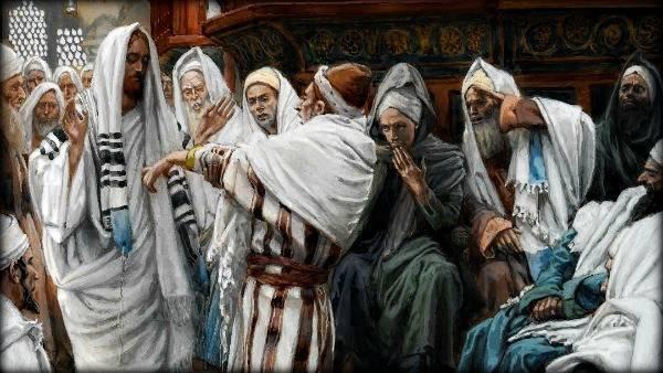 La Parola del giorno dal Vangelo secondo Marco 3,1-6.