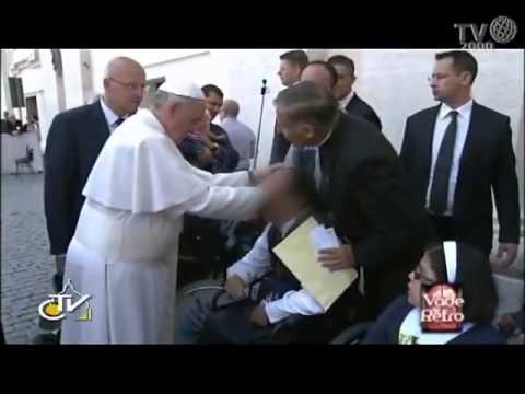 L'Esorcismo di Papa Francesco dimostra che Dio è più forte del demonio