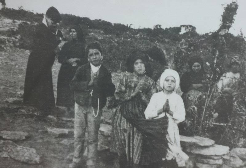 Fatima, Giacinta la piccola veggente rivede la Madonna prima di morire