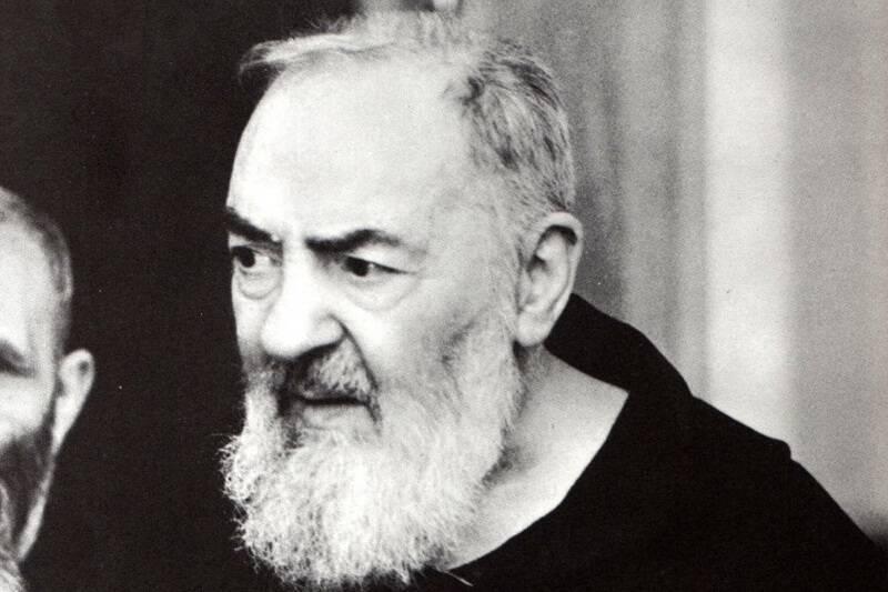 Padre Pio non c'è matrimonio senza Dio