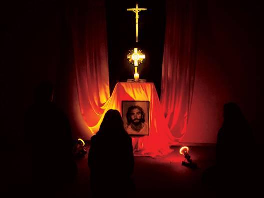 Leggendo queste rivelazioni ti viene la voglia di Adorare Gesù