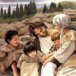 La Parola del Giorno dal Vangelo secondo Marco 10,13-16.