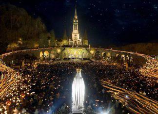 preghiera Lourdes
