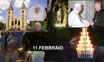 Ecco perchè l'11 Febbraio sta diventando un giorno fondamentale della nostra fede!
