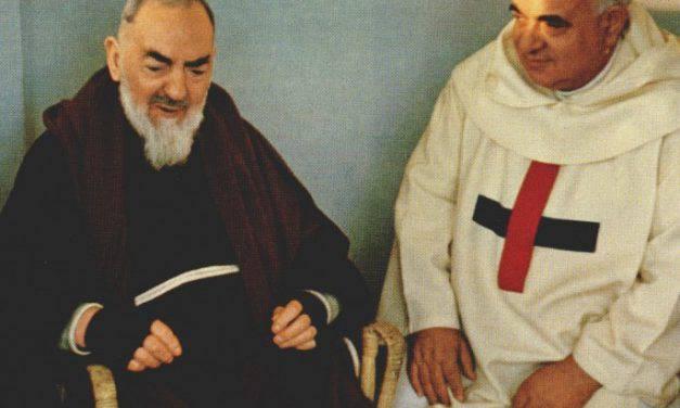 Padre Pio altro che burbero era il santo dell'ironia