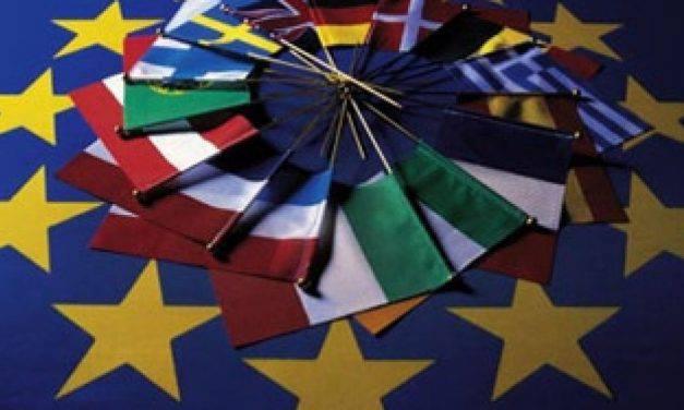 La bandiera dell'EU un tempo rappresentava gli ideali cattolici
