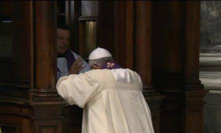 Papa Francesco: Ecco i segreti per essere un  buon confessore