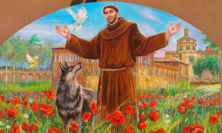 La Preghiera di San Francesco che tutti dovremmo recitare