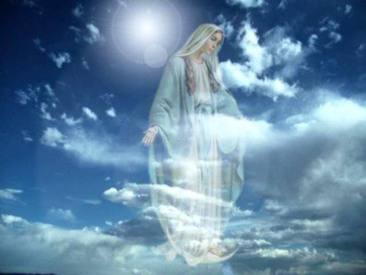 Eccezionale Video di un'Apparizione avvenuta nei cieli delle Filippine