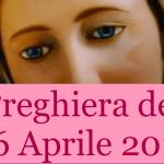 Preghiera quotidiana del 26 Marzo 2017 | La Luce di Maria