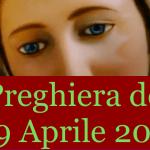 Preghiera quotidiana del 29 Aprile 2017   La luce di Maria