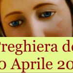 Preghiera quotidiana del 30 Aprile 2017   La luce di Maria