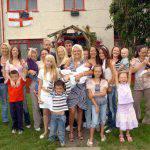 Diciotto figli ed una vita perfetta, il loro segreto? Aver messo Dio al primo posto